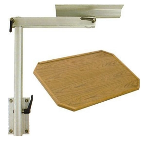 Lagun bordsystem med bordplade