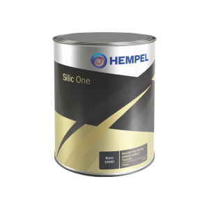 Hempel Silc One 77450 - 750 ml Black