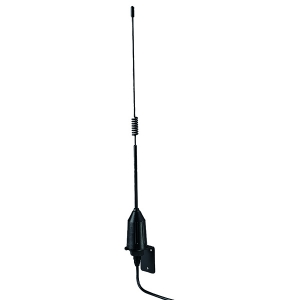 Raider VHF antenne sort