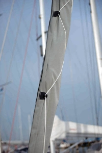Blue Performance Furled HeadSail cover 14mtr.