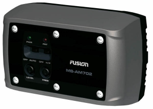 Fusioin Full Range D-Klasse 2 Kanal Forstærker