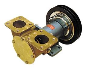 Johnson Koblingspumpe bronze F8B-5000-TS