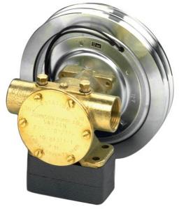Johnson Koblingspumpe bronze F7B-5001