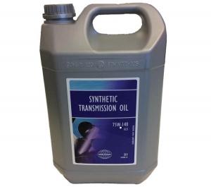 Orbitrade Gearolie Syntetisk 75W-140 5L