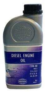 Orbitrade Motorolie Diesel 15w40 1L
