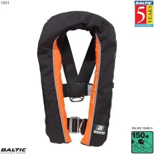 Winner 165 auto + sele Sort/Orange BALTIC 1631