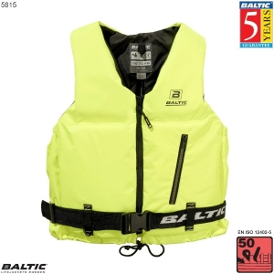 Axent Sejlervest-UV-Gul-Small-58-87 cm. bryst