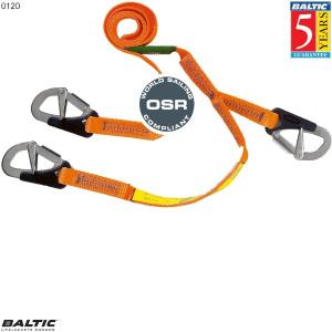Livline 3 krog Orange BALTIC 0120