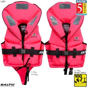 Pro Sailor rednings vest-Rosa-Baby--50 cm. bryst