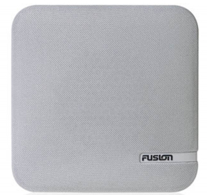 Fusion Shallow Højttaler Stof-gril Hvid