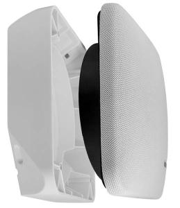 Fusion Shallow Højttaler 3-hjørne Spacer Hvid