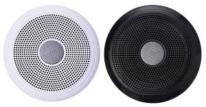 Fusion 6.5 XS Højttalersæt Classic Hvid & Sort