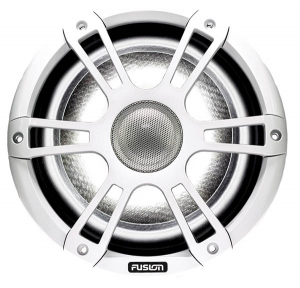 Fusion 6.5 Højttalersæt Hvid + LED