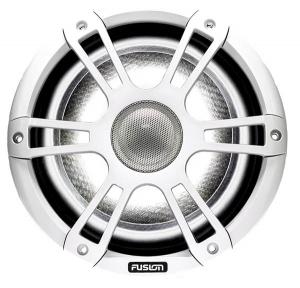 Fusion 7.7 Højttalersæt Hvid + LED