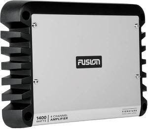 Fusion 4 Kanal Signature D-klasse Forstærker