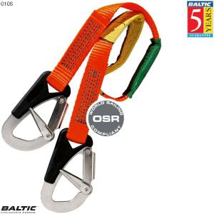 Livline 2 krog 1 meter Orange BALTIC 0108