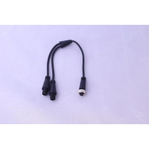 Y-Kabel for ekstra håndsæt til HM380 Black Boks VHF radio
