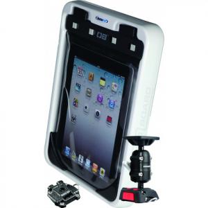 MarinePod iPad holder og vandtæt OverBoard Etui med flexibelt ROKK beslag