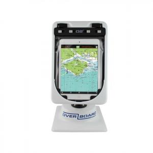 MarinePod vandtæt Tablet Mount til iPad Mini, Tablets og E-Book-readers med ROKK dæksbeslag
