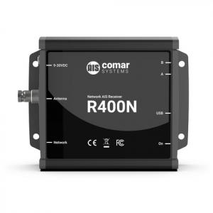 Comar R400N Netværks AIS Modtager med ETHERNET udgang