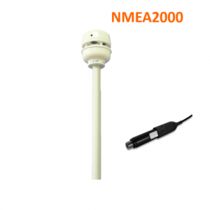 LCJ CV3F-WindyPlug 12v Ultralyd vindmåler m. barometer NMEA2000