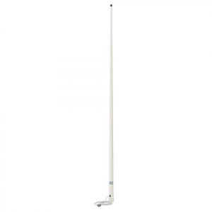 Shakespeare 426N Classic Glasfiber VHF antenne m. Nylon Fæste 3dB 1,2m