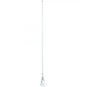 Shakespeare 427-N-Kit Glasfiber VHF Antenne m. beslag 3dB 1,5m