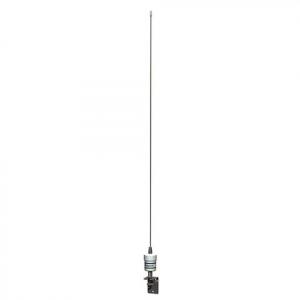 5215 Shakespeare Squatty Body Rustfri Stål VHF Whip Antenne 3dB 90cm