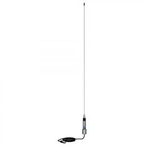 "Shakespeare 5250 ""Skinny Mini"" Rustfri stål VHF Antenne 3dB 90cm"