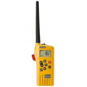 "Ocean Signal SafeSea V100 GMDSS VHF Radio m. ""headset stik"", Ekstra Batteri og Ladestation 720S-00632"