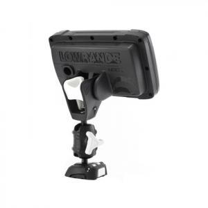 ROKK Mini Lowrance HOOK2 Pro Mount Kit with Screw Down Base RLS‐521‐401