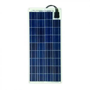 Activesol Light 150 watt fleksibelt solpanel, Mål 708 x 1555
