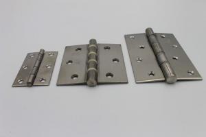 Hængselsæt raslefri 2 stk., 64x42,5x1,3mm