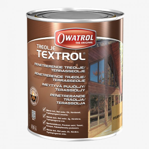 Owatrol Terrasseolie/Textrol 1 liter.
