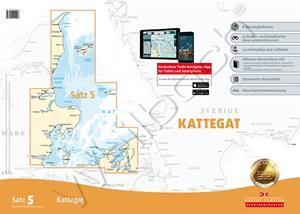 Delius Klasing Søsportskort Søkortsæt 5