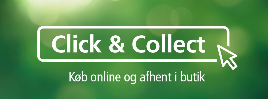 Click collect banner